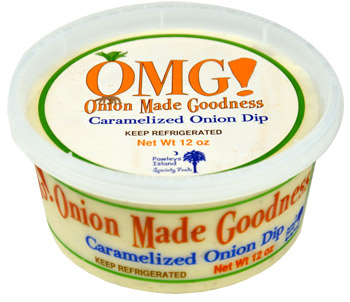 Onion Made Goodness Caramelized Onion Dip
